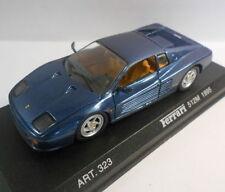 Véhicules miniatures sous boîte fermée moulé sous pression pour Ferrari