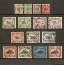 MALAYA KEDAH 1921-32 TO $5 COUNCIL CHAMBER SG26/840 FINE USED CAT £400