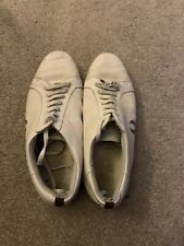 Mens Used Size 12 Fred Perry Trainers