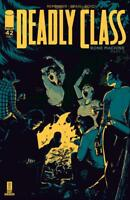 Deadly Class #42A, Near Mint 9.4, 1st Print, 2019 Flat Rate Shipping-Use Cart