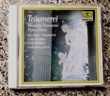 TRAUMAREI Beautiful Romantic Piano Music WEST GERMAN PRESSING CD ALBUM DG