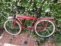 Vintage Cleveland Welding Company Hiawatha Roadmaster Cruiser Bicycle