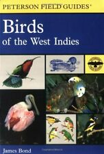A Field Guide to the Birds of the West Indies (Peterson Field Guides) by Bond…