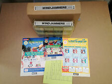 "NEO GEO MVS  "" WINDJAMMERS  ""  FULL KIT--- MATCHING"