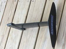Windsurfing fly fin hydrofoil