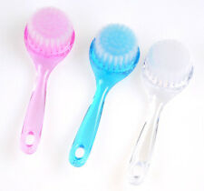 New Deep Cleansing Face Clean Wash Pore Soft Fiber Massager Brush Spa Skin Care