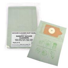 Henry Hoover Bags x20 Hetty Vacuum Cleaner New Numatic **Paper Dust Bag** James