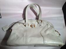 pre-owned authentic YSL Yves Saint Laurent large MUSE Satchel handbag PURSE