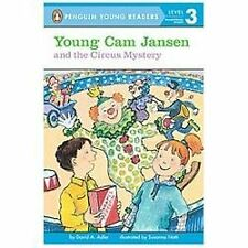 Young Cam Jansen: Young Cam Jansen and the Circus Mystery 17 by David A....
