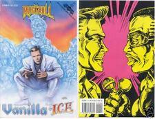 Vanilla Ice Rock N Roll Comic 1st Print Unread Nm Vhtf!