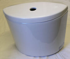 NEW - Kohler Presquile Cistern Shell Only (No Fittings Included) White 8706A-0