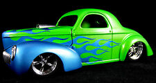 Flame Paint Masks for Revell 1941 Willys Coupe