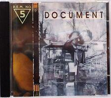 R.E.M. - Document (CD 1992)
