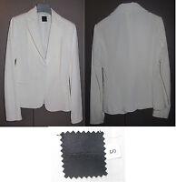 giacca donna - imperial taglia s ( BLAZER  BIANCO AVORIO )