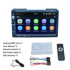 Car Video MP5 Player Radio Audio Stereo 2Din USB FM Bluetooth Android 5.1.1 Wifi