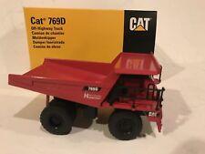 Caterpillar 769D Dump Truck  HOLZNER