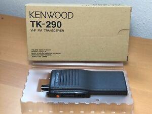 NEW, Kenwood TK-290 VHF FM Transceiver Radio, NEW IN THE BOX