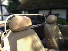 Jaguar XK XKR X150 Filet Anti-Remous | Beige | Windschott | Windstop Restrictor