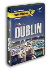 Mega Airport Dublin (FSX+P3D+FS2004)