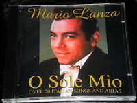 Mario Lanza - O Sole Mio - CD Album - 1996 - 21 Great Tracks