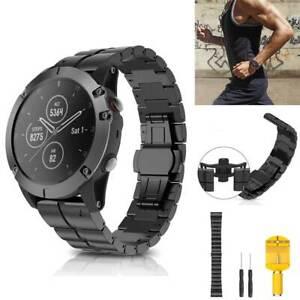 For Garmin Garmin Fenix5X 5X Plus 6X 6X Pro Replacement Watch Sports Strap Band