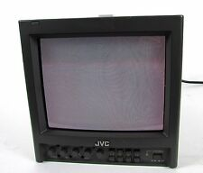 "Vintage "" JVC - Model# TM-910SU "" Broadcast 9"" Television Video Monitor"