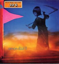 "AMON DÜÜL II ""YETI"" ORIG UK 1970 2 Lps EX KRAUT CLASSIC"