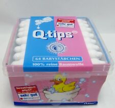 Baby Safe Q-tips with Fine Cotton -Made in Germany