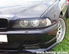 BMW 5er E39 - SCHEINWERFERBLENDEN (ABS) (grundiert) - TUNING-GT