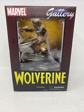 X-Men - Wolverine Comic Pvc Gallery Statue - Diamond Select Free Shipping!