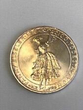 500 Schilling Münze 1984-100. Todestag von Fanny Elssler