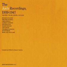 Various Artists - Asch 1939-1947 1: Blues / Various [New CD]