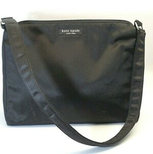 KATE SPADE New York  Purse Black Nylon Shoulder Bag
