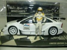 WOW EXTREMELY RARE Opel Astra V8 2000 #00 Presentation DTM 1:43 Minichamps-OPC