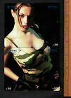 Angelina Jolie Tomb Raider Phone Card Puzzle Set Circa 2005 Military Vest Sexy