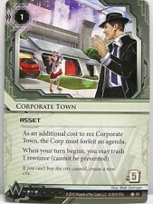 Android netrunner LCG - 1x Corporate Town #059 - Chrome City