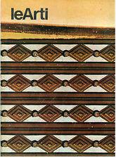 LE ARTI N. 4-5 APRILE  MAGGIO 1975 MENSILE INFORMAZIONE ARTE MAX ERNST POP ART