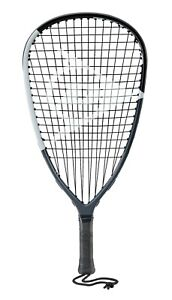 Dunlop Blackstorm Ti Rage racketball racket with cover