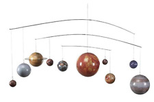 Authentic Models Solar System Mobile NEW Hanging Planets Planet Modern Model Sky