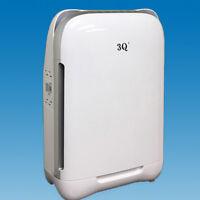 True HEPA Air Purifier Cleaner Carbon Filter w/Dust Sensor Smoke Dust Remover