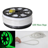 50' LED Neon Flex Rope Weatherproof Neon Light Tube For Holiday Decoration