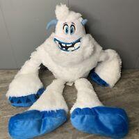 "Small Foot Migo Yeti Plush Abominable Snowman 17"" Long Stuffed Animal Toy"
