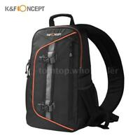 DSLR Camera Backpack Shoulder Bag Compact Photograph Waterproof For Nikon Canon