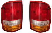 1993 1994 1995 1996 1997 FORD RANGER TAIL LIGHT LAMP PAIR RIGHT & LEFT
