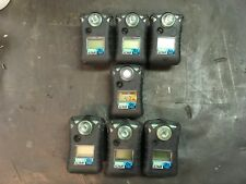 7 MSA Altair Pro Single Gas O2 Oxygen Detector 10074137