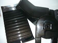Simson sr50 Roller Rahmenabdeckung Motorabdeckung Kettenkasten roller carbon