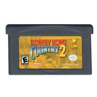 Donkey Kong Country 1,2,3  Game Boy Advance GBA Nintendo 32 Bit Video Game