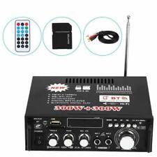 Car Stereo Amplifier, 12V 600W Bluetooth HiFi Stereo Audio Power Amplifier Remot
