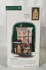 """Heritage Village Coll 00001068 ection """"Foster Pharmacy"""" Department 56"""