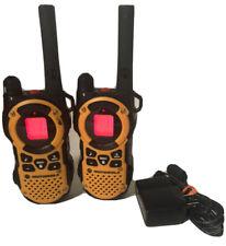 Motorola MT351R Waterproof 2-Way Radio Walkie-Talkie Pair
